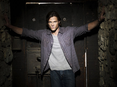 Jared Padelecki Promo for Supernatural