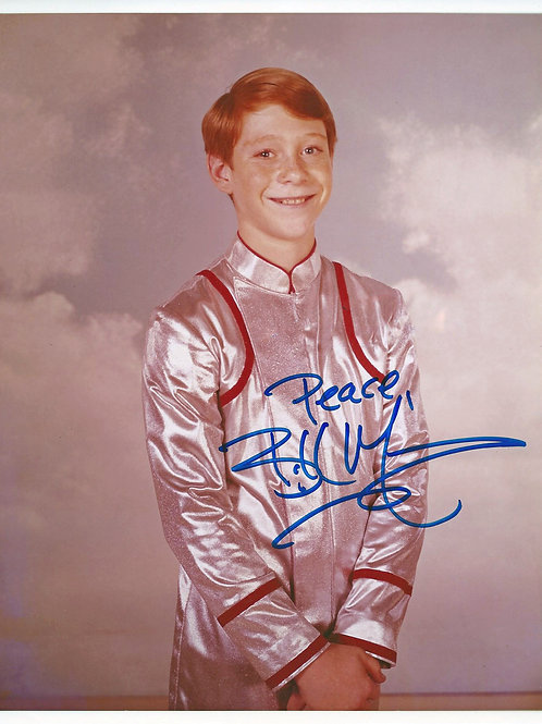 Billy Mumy in his Will Robinson Spacesuit in Lost in Space