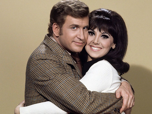 Ted Bessell & Marlo Thomas