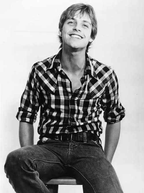Mark Hamill in His Younger Days