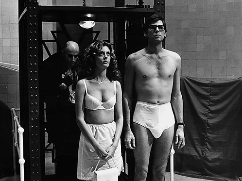 Barry Bostwick & Susan Sarandon in Rocky Horry Picture Show