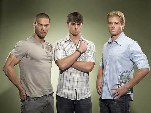 3 Handsome Hunks From Days of Our Lives