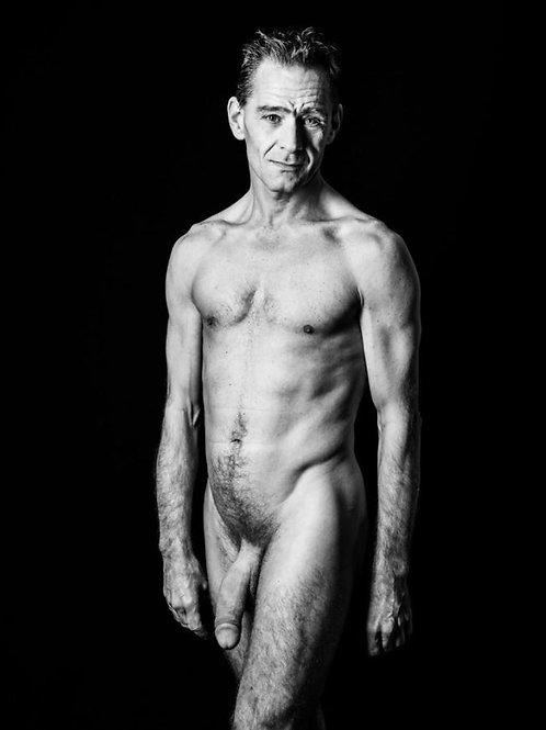 Endowed Older Nude