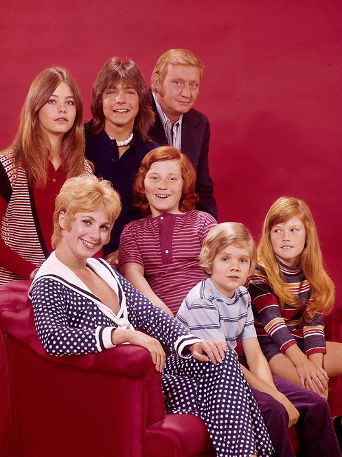 2nd Season Cast of the Partridge Family