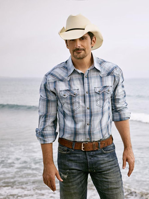 Brad Paisley by the Ocean