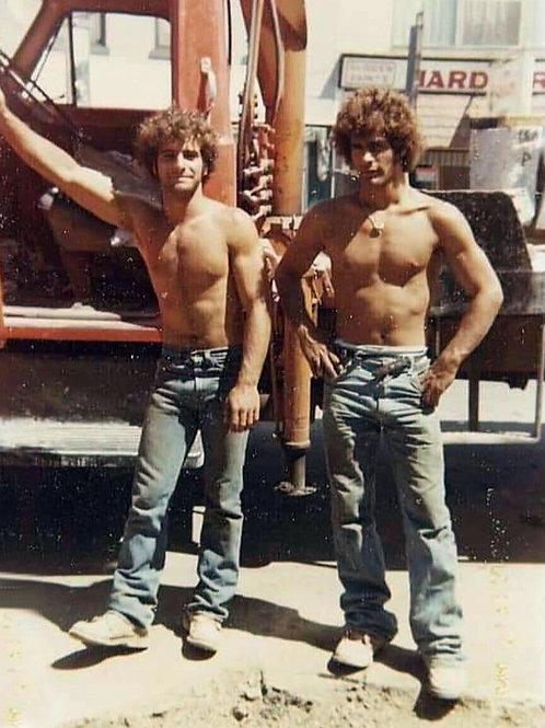 Vintage Truck Buddies