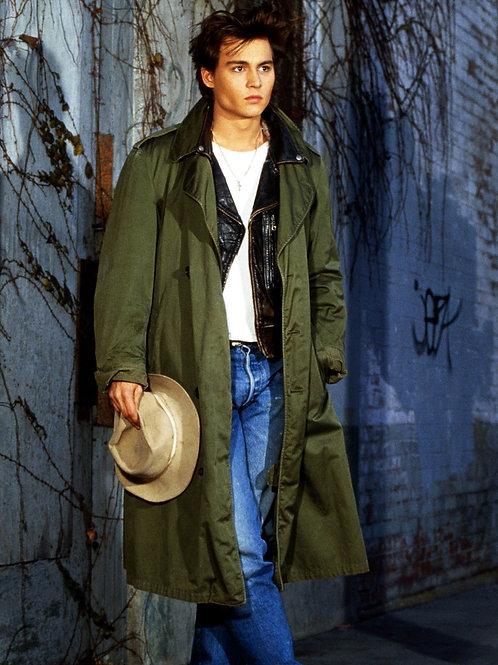 Johnny Depp Bulging in Jeans