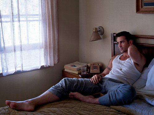 Colin Farrell in Bed