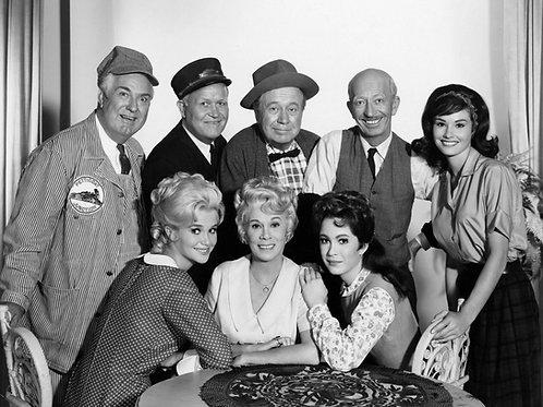 Cast of Petticoat Junction