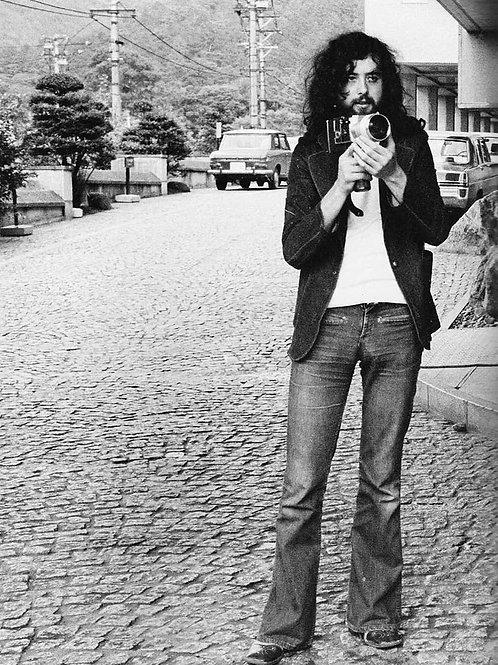 Eddie Van Halen in the late 60s