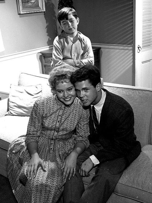 Jerry Mathers and Tony Dow on Leave it to Beaver
