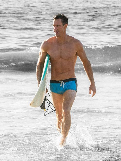 Jason Dohring Surfing