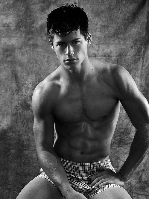 Carson Aldridge Shirtless