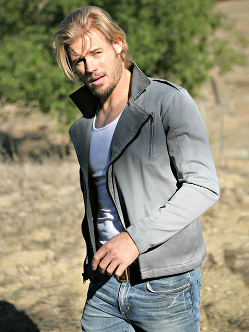 Trevor Donovan Walking in the Woods