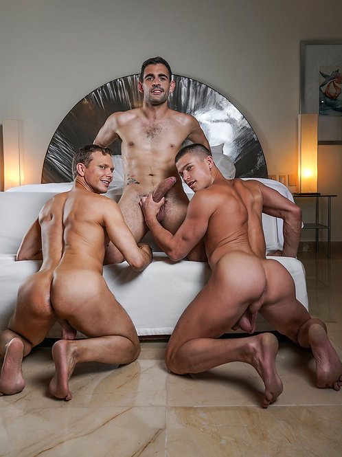 Max Arion, Ruslan Angelo & Ethan Chase Getting Started