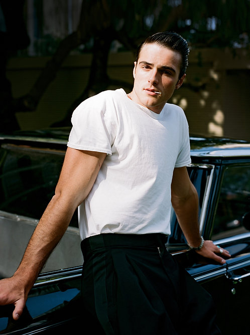 Jacob Elordi as a Greaser in Wonderland