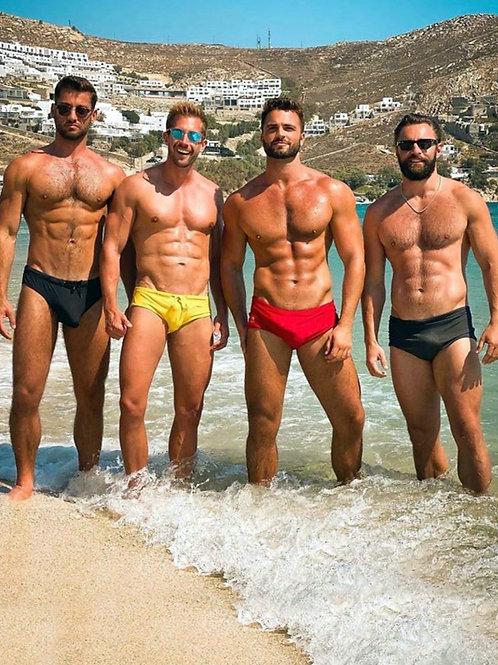 4 Stunning Men