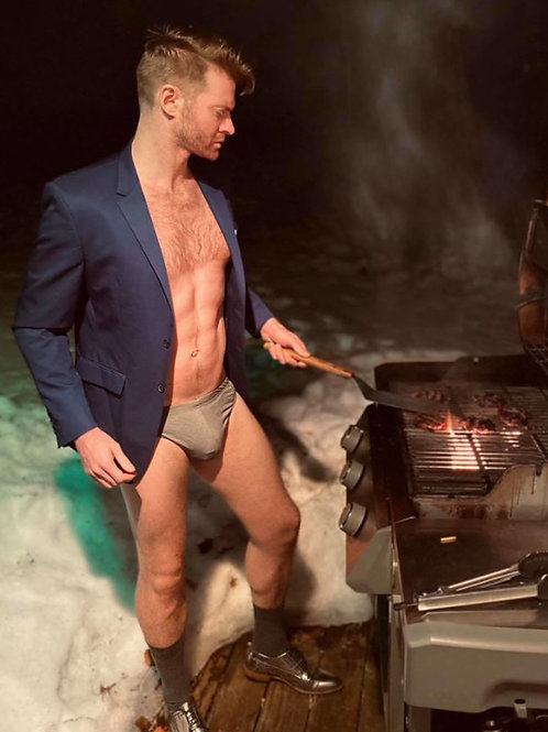 BBQ in the Winter