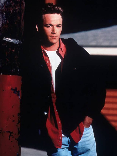 Luke Perry Young