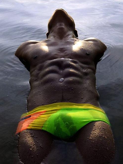 Bright Wet Swimsuit