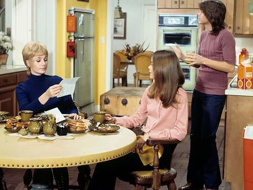 Partridge Family in the Kitchen