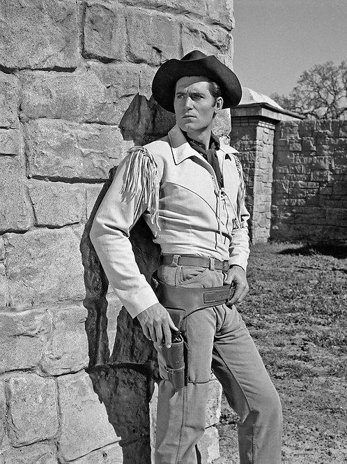 Clint Walker in Cheyenne