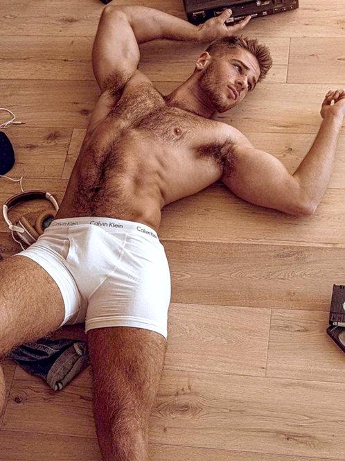 Blonde Wood Floors