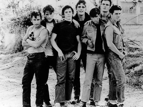 Boys From The Outsiders