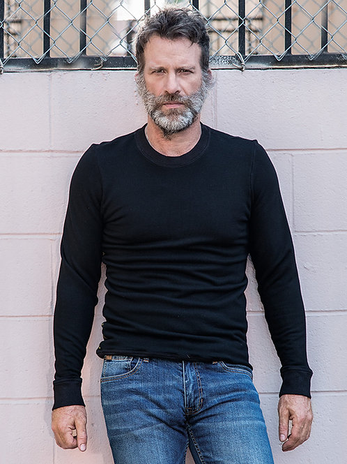 Thomas Jane with a Greying Beard