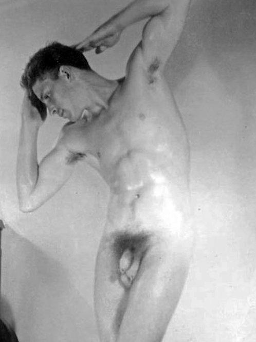 Burt Lancaster Nude