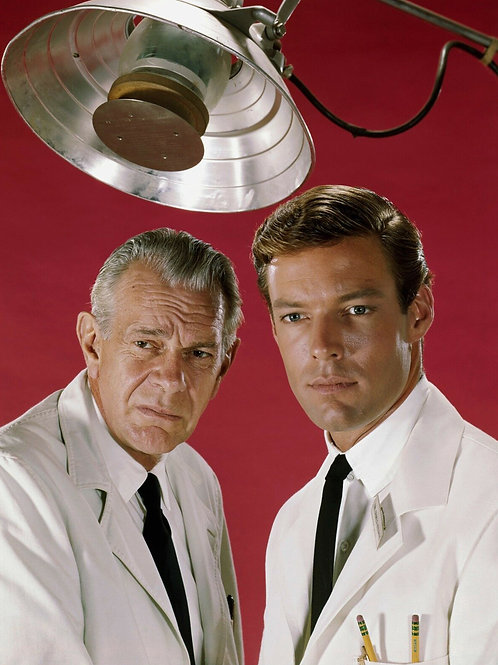 Richard Chamberlain in Dr. Kildare