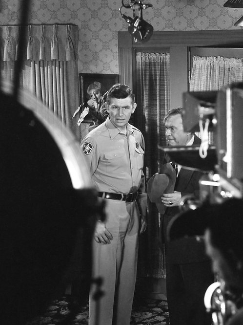 Behind the Scenes Andy Griffith Show