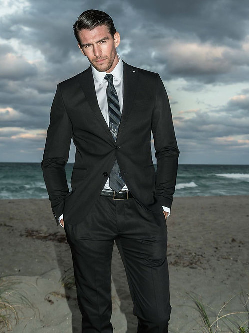 Chris Garafola at the Beach