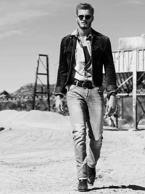 Alexander Ludwig by the Mill