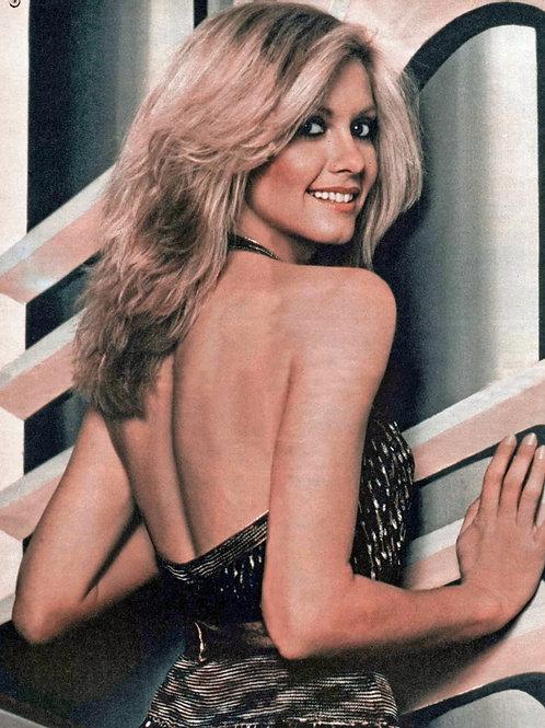 Olivia Newton-John Looking Sexy in a Promo for the Movie Xanadu