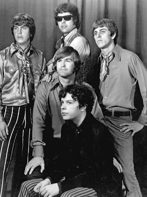 1970s The Candymen Bands Handsome Members