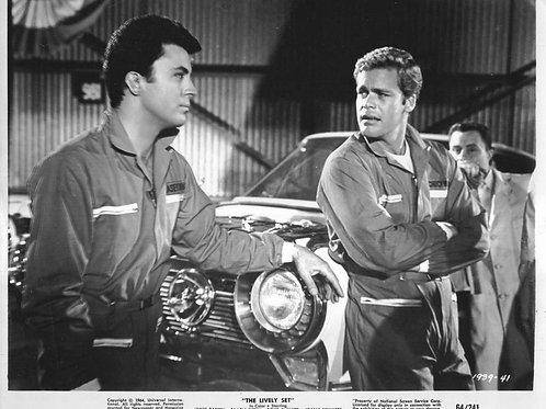 James Darren & Doug McClure in The Lively Set