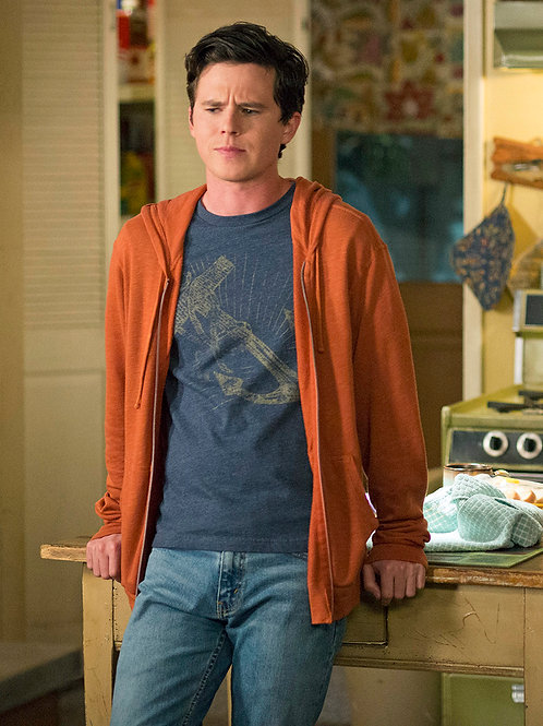 Charlie McDermott in a Scene from The Middle