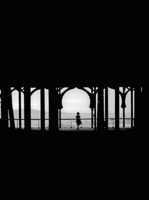 Candace Hilligoss in Carnival of Souls from 1962