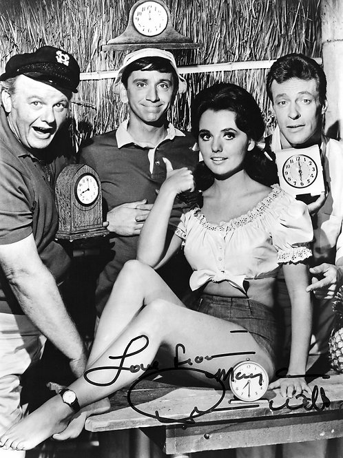 Cast of Gilligan's Island