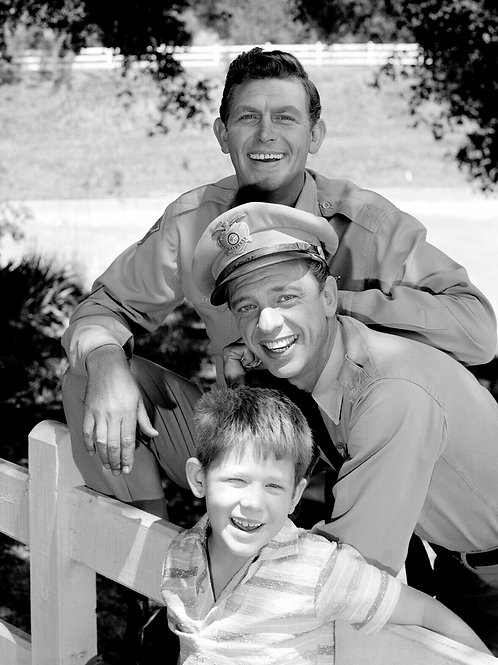 Andy Griffith Show Cast