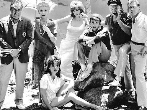Cast of Gilligans Island
