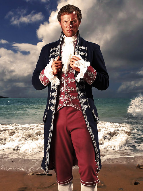 Rupert Penry-Jones in Treasure Island