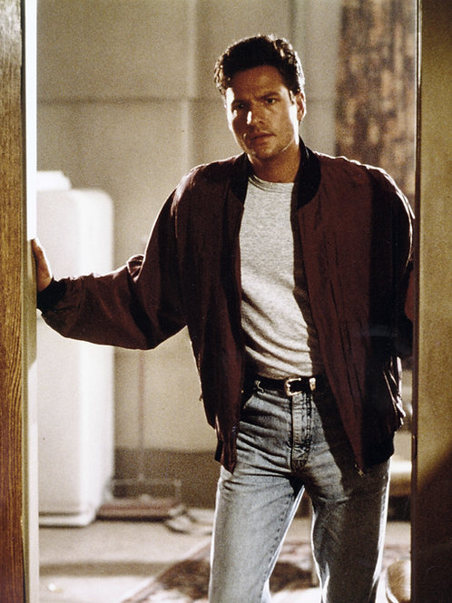 Dale Midkiff Bulging in Jeans in the TV Show Time Trax