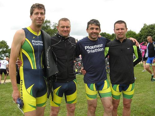 4 Triathlon Buddies