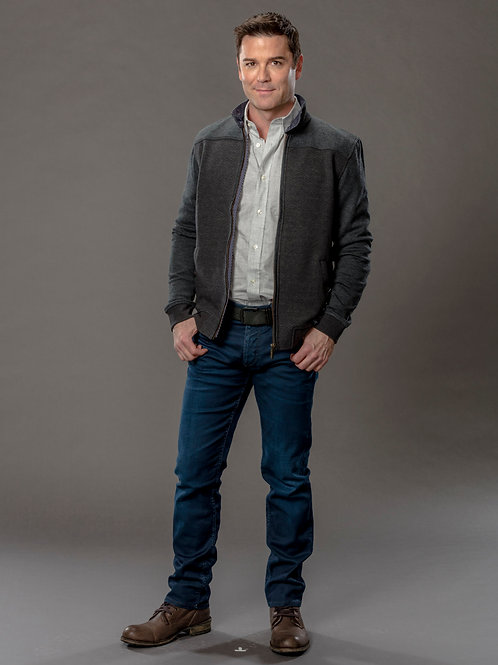 Yannick Bisson Press Photo