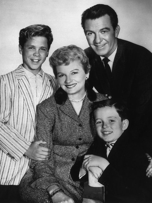Cast of Leave it to Beaver TV Show