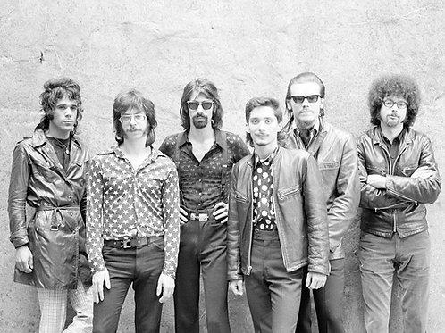 J. Geils Band Members Bulging in Thier Pants