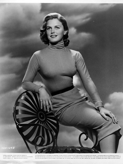 Lee Remick in 1957