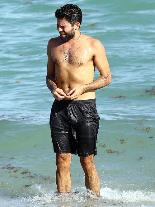 Adrian Grenier at Miami Beach